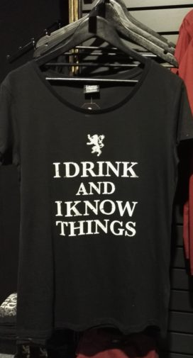 La vie selon Tyrion Lannister (crédits : Thistle).