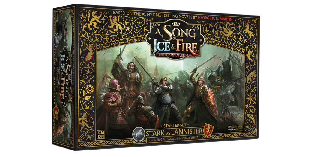 [On teste pour vous] Jeu de figurines « A Song of Ice & Fire: Tabletop Miniatures Game »