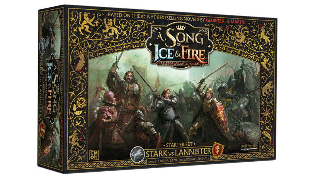 [On teste pour vous] Jeu de figurines «A Song of Ice & Fire: Tabletop Miniatures Game»