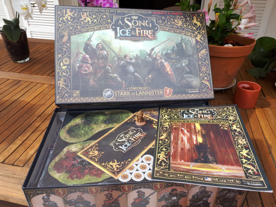 boite-CMON-A Song of Ice & Fire: Tabletop Miniatures Game