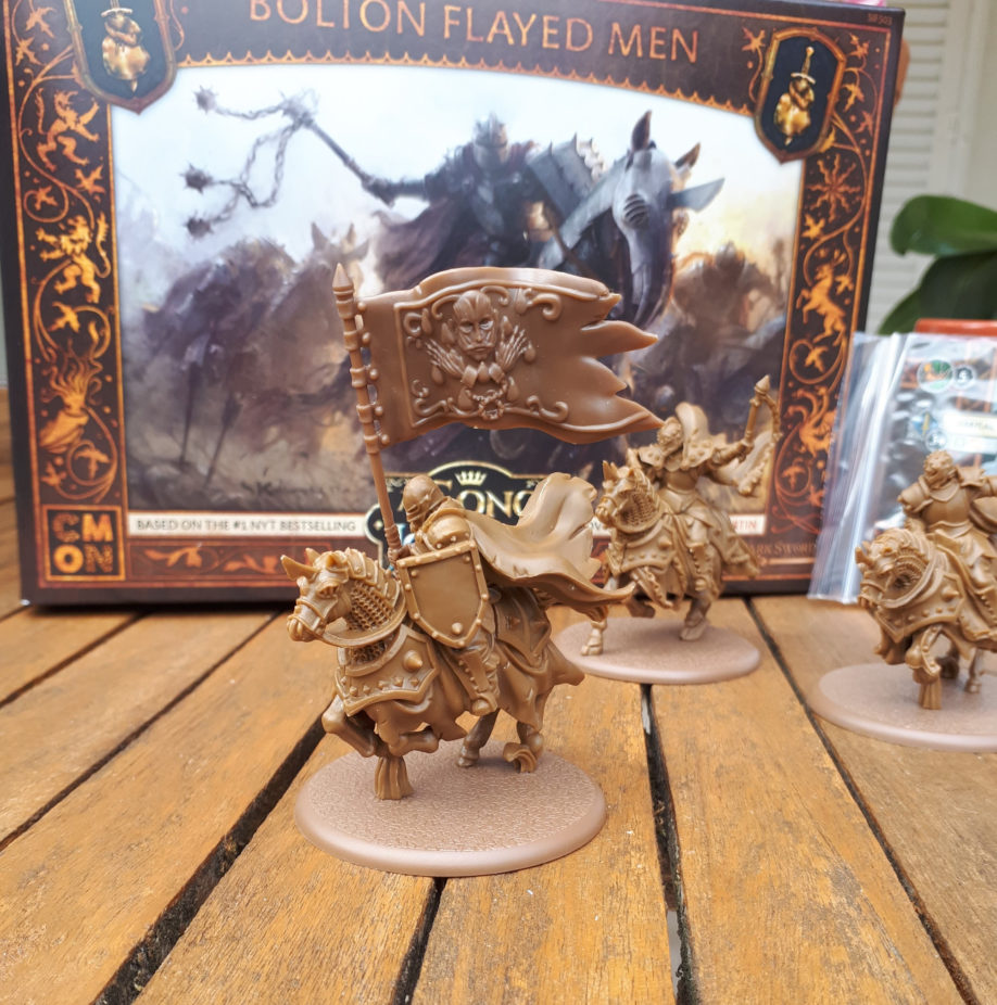 Figurines-cavalerie-bolton-extension-CMON-A Song of Ice & Fire: Tabletop Miniatures Game