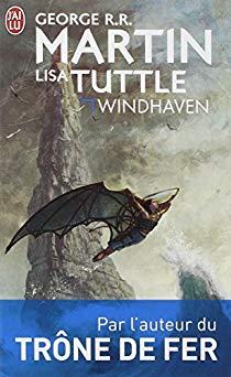Elle qui chevauche les tempêtes, par GRR Martin et Lisa Tuttle, aux éditions J'ai Lu