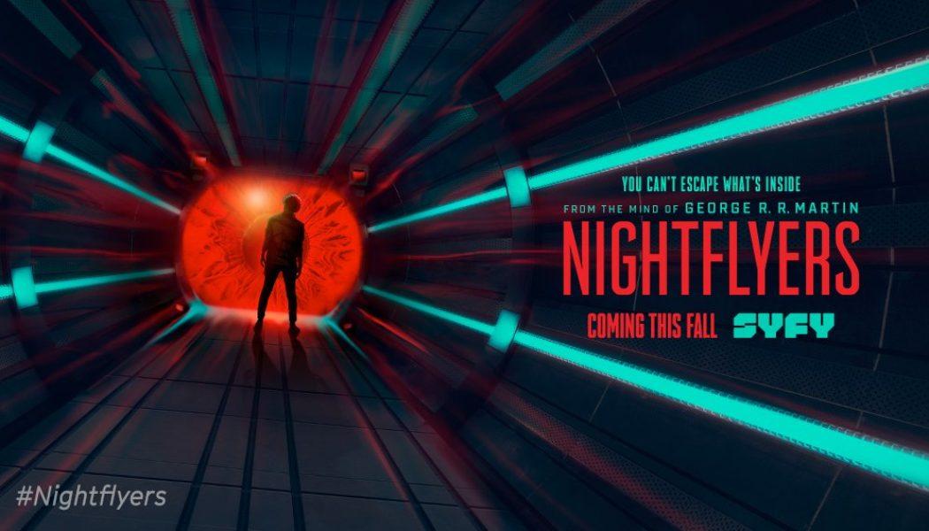 Première affiche de la série Nightflyers, par SyFy
