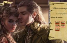 Jaime et Cersei Lannister (Illustration : Magali Villeneuve ; montage : Nymphadora)