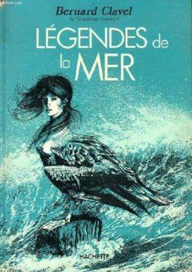 Couverture des Légendes de la Mer de Bernard Clavel