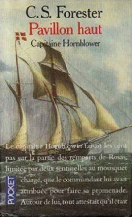 Couverture de Capitaine Hornblower de C.S. Forester