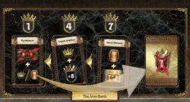 """La Banque de Fer, de l'extension """"Mother of Dragons"""" (Crédits : FFG)"""