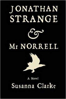 Couverture de Jonathan Strange & Mr Norell de Susanna Clarke,