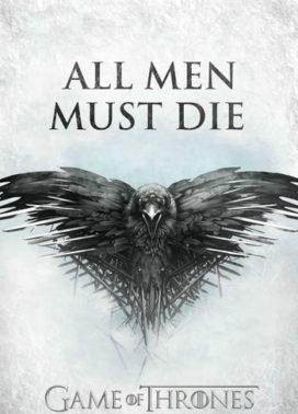 Affiche promotionnelle de la saison 4 de Game of Thrones (crédits HBO)
