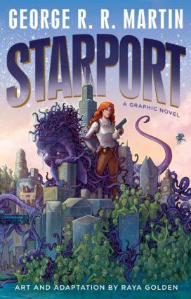 Starport - Couverture du roman graphique