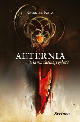 Couverture d'Aeternia