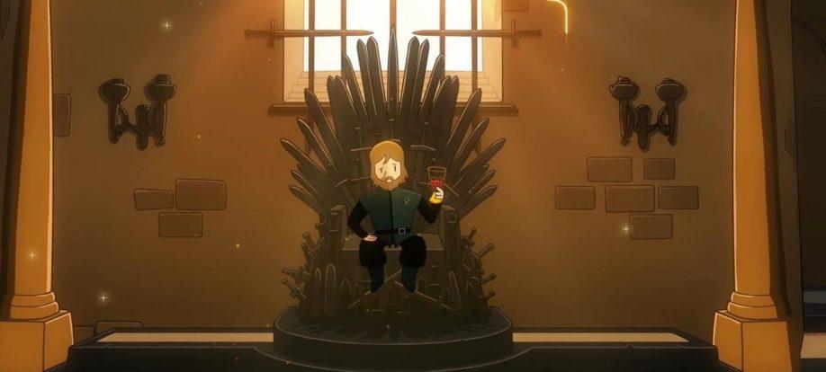 """Tyrion sur le trône pour """"reign""""er"""