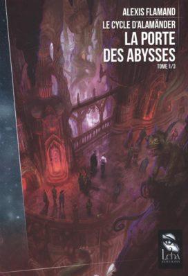 Couverture de La Porte des Abysses, Leha edition