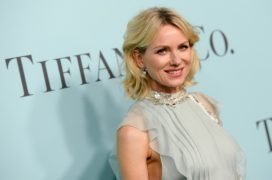 Naomi Watts attends the Tiffany and Co. 2016 Blue Book Celebration (Photo by Evan Agostini/Invision/AP)