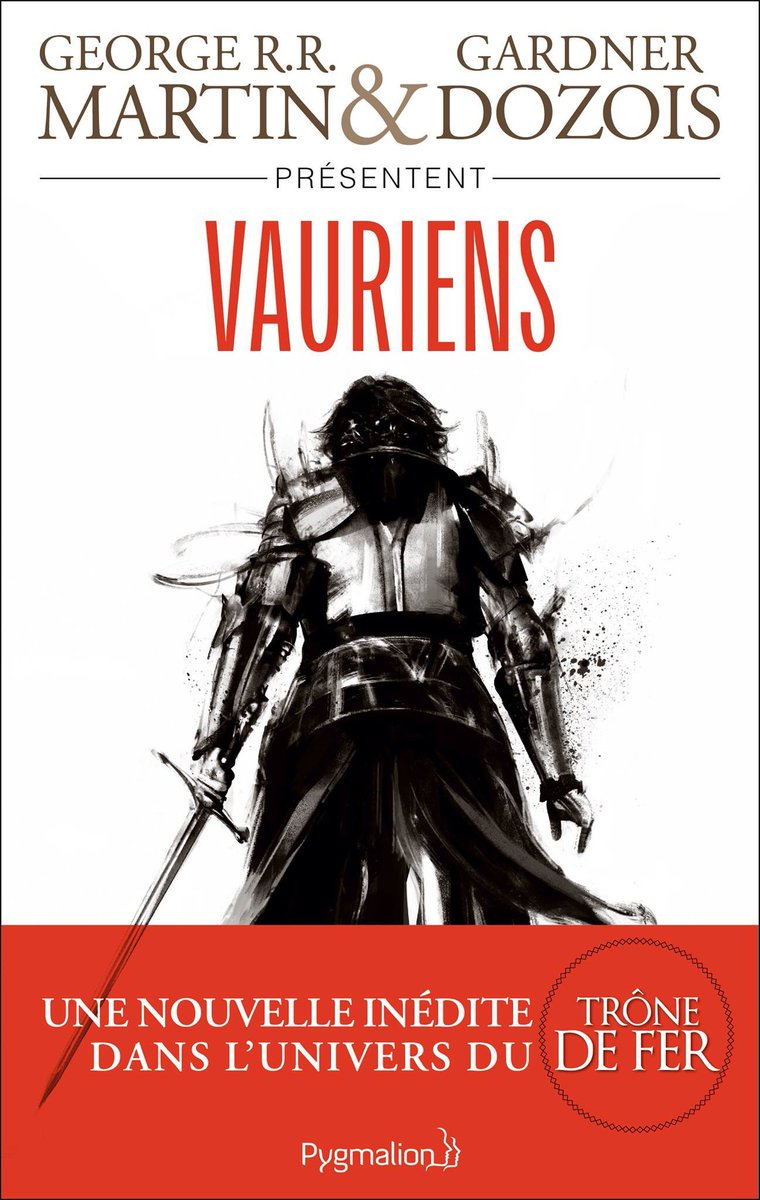 Couverture de l'anthologie Vauriens (crédits : éditions Pygmalion)