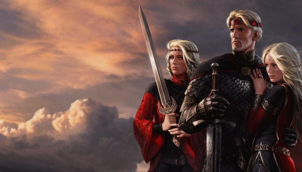 [Les personnages de Feu et Sang] Les sœurs du Dragon