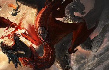 HBO serait sur le point de commander un pilote sur «La Danse des Dragons»