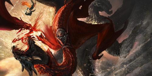 [Les personnages de Feu et Sang] Daemon Targaryen
