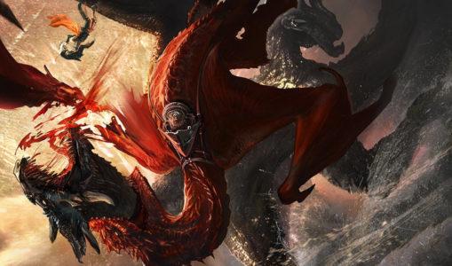 HBO sur le point de commander un pilote sur «La Danse des Dragons»