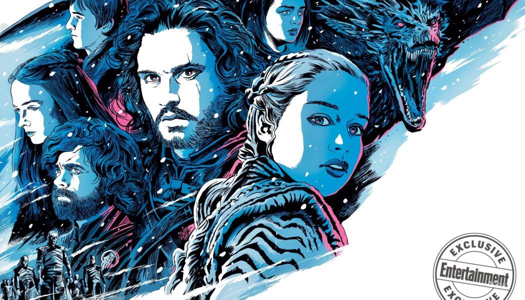 Quelques infos sur la saison 8 de Game of Thrones