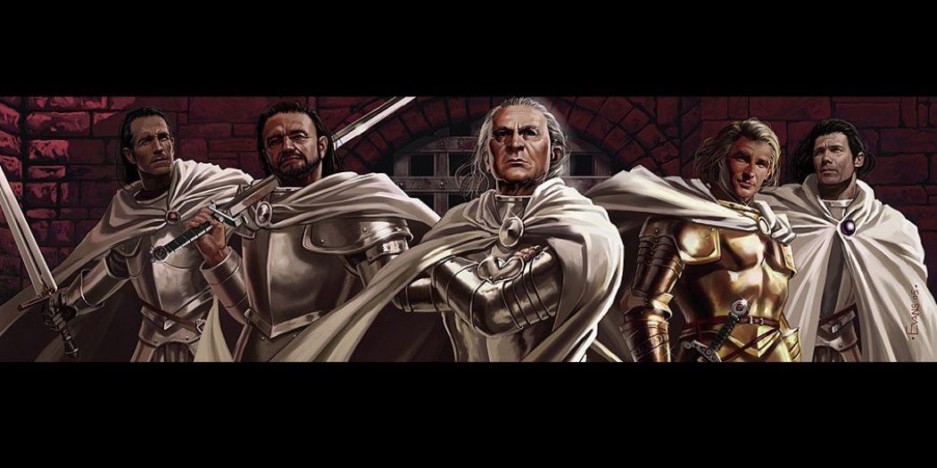 [Les personnages de Feu et Sang] La Garde Royale
