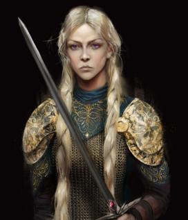 Visenya Targaryen (crédits : Bella Bergolts)