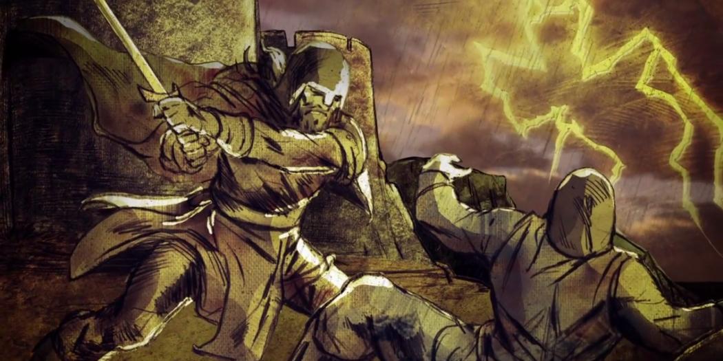 [Les personnages de Feu et Sang] Orys Baratheon
