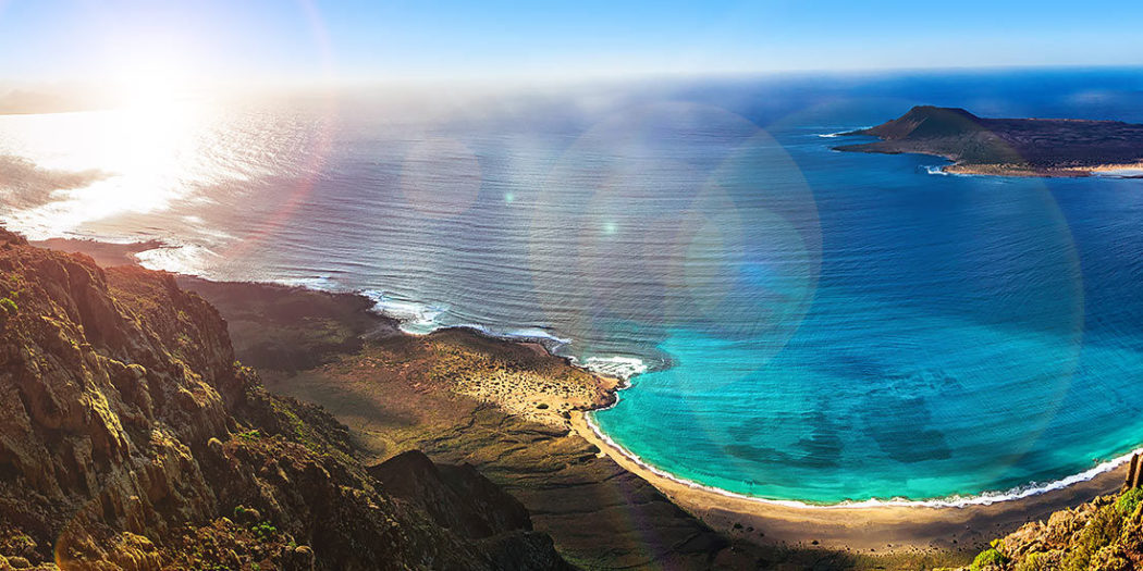 Photo des iles Canaries