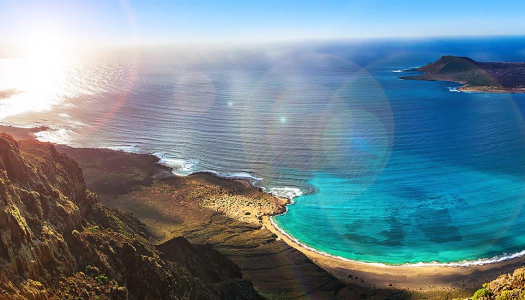 Photo des iles Canaries