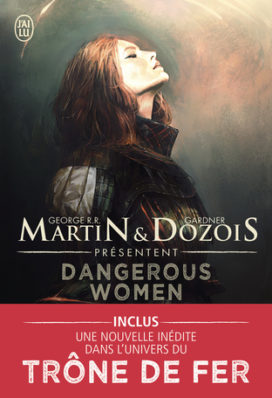 Couverture française de Dangerous Women, partie 1