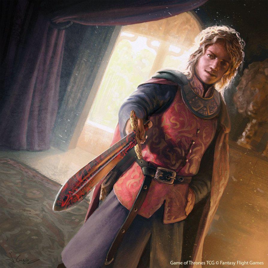 Joffrey Baratheon Fantasy Flight Games)