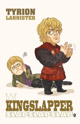Tyrion frappe Joffrey, par MKage.