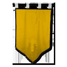 Bannière de la Compagnie Dorée (crédits : Evrach, GdN)