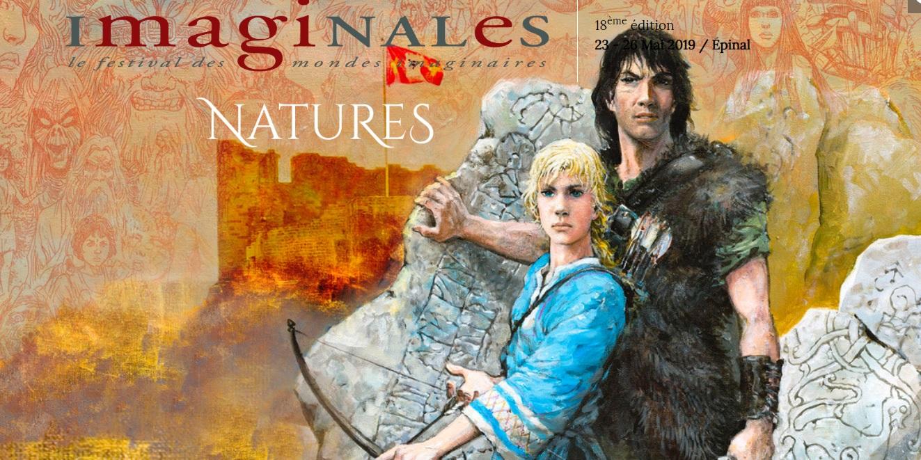 Themes de imaginales (Crédit: Ville d'Epinal)