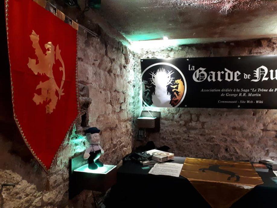 Garde de Nuit Taverne Médiévale