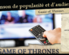 Game of Thrones, une chanson de popularité et d'audiences
