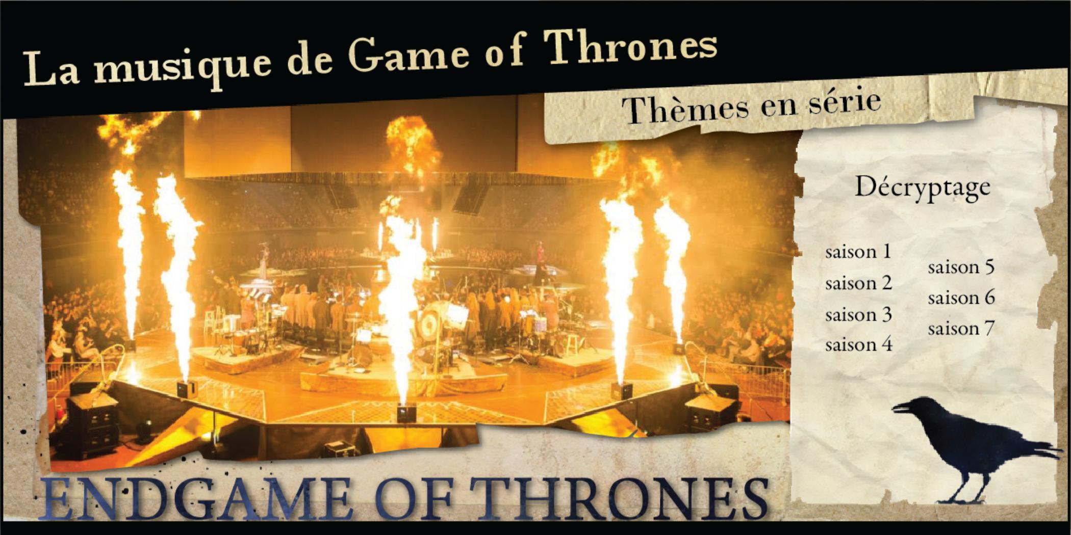 Thèmes En Série La Musique De Game Of Thrones Actualités