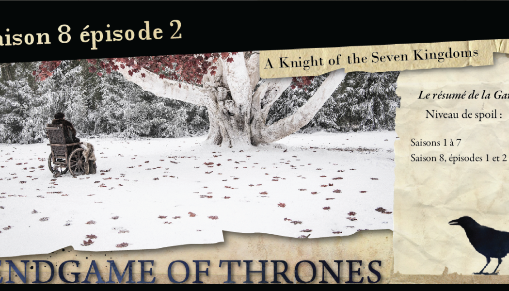 Saison 8, épisode 2 : A Knight of the Seven Kingdoms