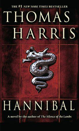 Hannibal, par Thomas Harris (éditions Dell)