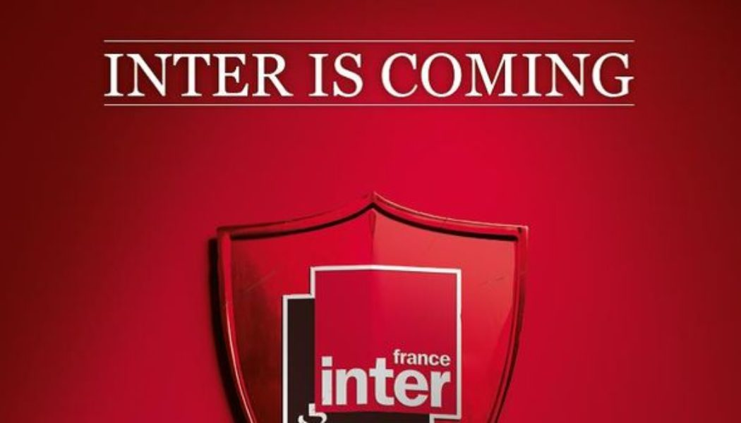 Inter is coming, par France Inter
