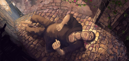 La mort de Pat le Porcher