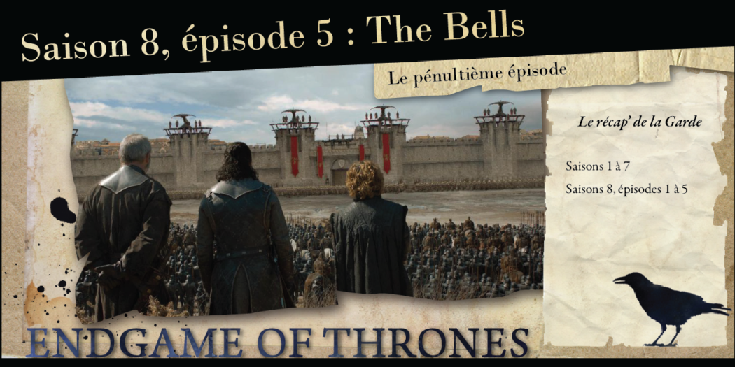 Saison 8, épisode 5 : The Bells