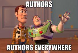 authors everywhere