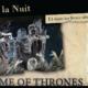 Le Roi de la Nuit : et dans les livres alors ?