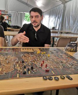 jeu de plateau Game of Thrones