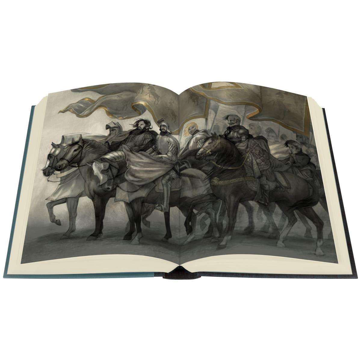 Une Edition Deluxe De A Game Of Thrones Vo Pour Cet