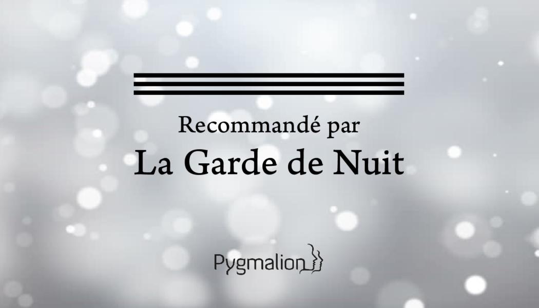 Une série de livres sur le «Trône de Fer», avec le label «recommandé par la Garde de Nuit» chez Pygmalion