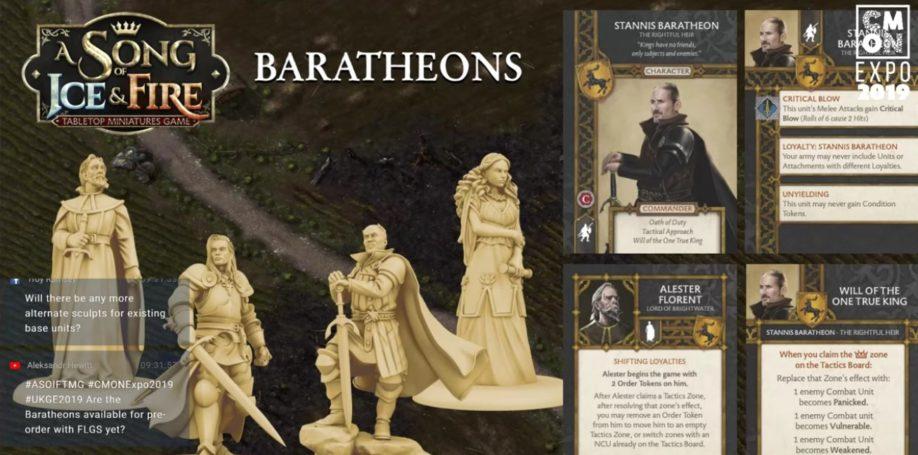 Héros Baratheon