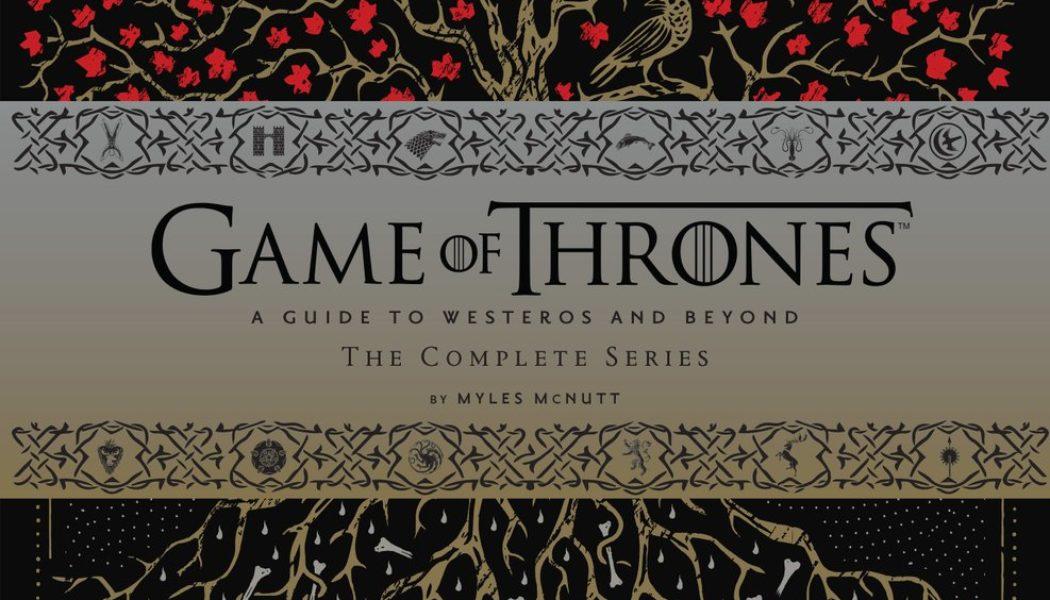 «Game of Thrones – La chronique intégrale des 8 saisons» chez Huginn & Muninn