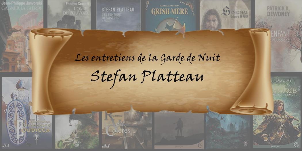Entretien avec… Stefan Platteau